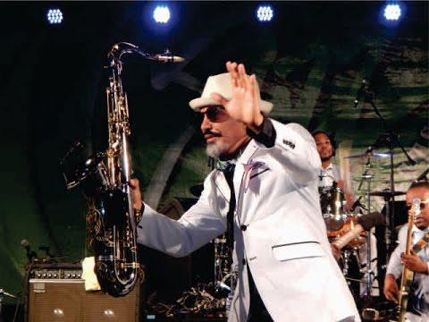 Arturo Tappin Live in Trinidad 2015