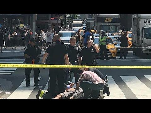 ΗΠΑ: Όχημα χτύπησε πεζούς στη Νέα Υόρκη – purge
