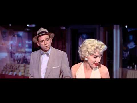 The Seven Year Itch Blu-ray Disc Clip #2