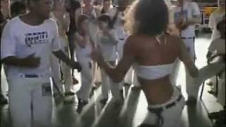 Hot Capoeira Dancing Brasil
