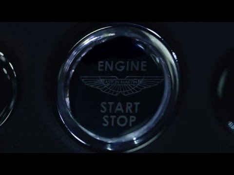 Aston Martin 5.2 V12 Twin Turbo: тизер