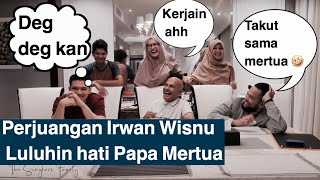Video IRWAN WISNU TAKUT PAPA MARK? 🤣 MP3, 3GP, MP4, WEBM, AVI, FLV April 2019