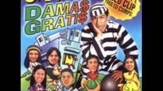 Tenes Tres Teclados - Damas Gratis (Con Letra)
