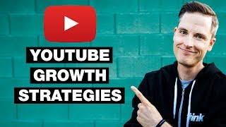 Video 6 YouTube Growth Strategies for Getting More Views MP3, 3GP, MP4, WEBM, AVI, FLV Oktober 2018