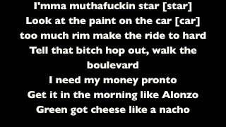 Rack City - Tyga - Lyrics