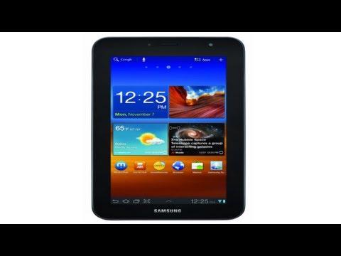 Samsung Galaxy Tab 7.0 Plus 32GB (Dual Core, Universal Remote, WiFi)