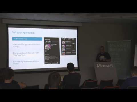 "Pre App Camp 2013 IV - ""Start with Windows Phone"". 2013.09.23 - Teemu Tapanila 1"
