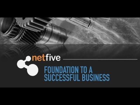 NetFive Business Pack