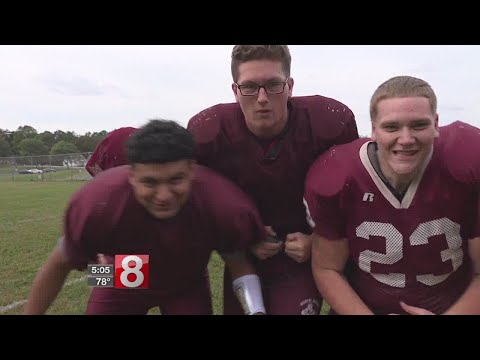 Bristol Central offensive line a fun, experienced group