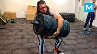 Video CRAZY RUSSIAN Workout Monster - Alexander Khokhlov | Muscle Madness MP3, 3GP, MP4, WEBM, AVI, FLV Maret 2018