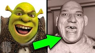 Video 10 REAL People Who Look Like Cartoon Characters! MP3, 3GP, MP4, WEBM, AVI, FLV April 2018