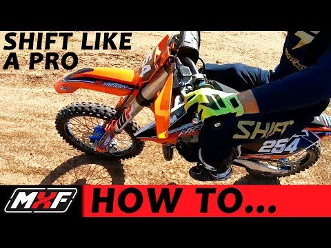 How To Shift A Dirt Bike Properly - Top 3 Tips Plus Bonus Pro Tip!!