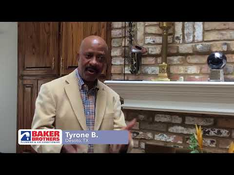 Baker Brothers Plumbing Review – Tyrone B. – Desoto, TX