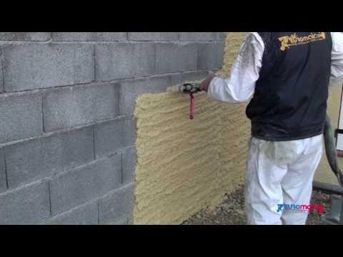 Comment nettoyer enduit facade la r ponse est sur for Crepir un mur exterieur