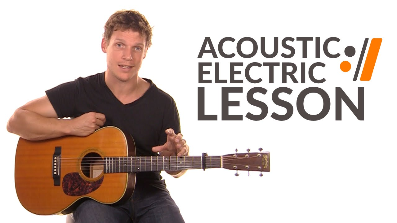 Forever Reign Acoustic & Electric Guitar Lesson