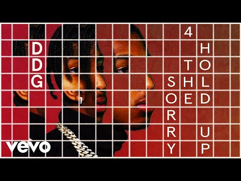 DDG - Hold Up (Audio) ft. Queen Naija