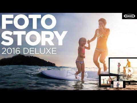 MAGIX Fotostory 2016 Deluxe – Einführungsvideo Tutorial (DE)