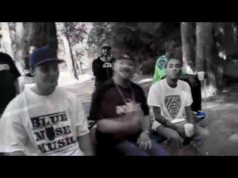 """Blue Nose Music """"Say Wa"""" ft Awall aka 2piece Prod by 3HMB (Official Video)"""