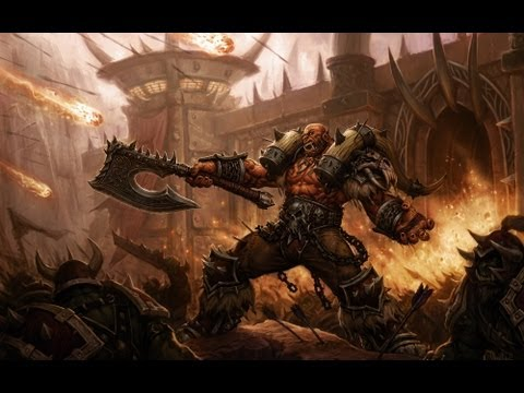 WoW Patch 5.4 trailer - Siege of Orgrimmar
