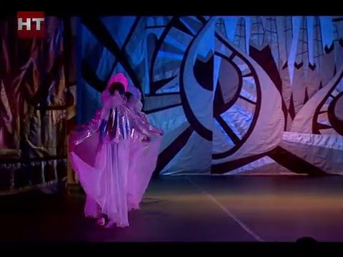 Накануне в театре драмы состоялся гала-концерт всероссийского детского музыкального фестиваля «Золотая ладья»