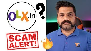 OLX SCAM Alert - Second Hand Mobile SCAM - Indian Army OLX Scam