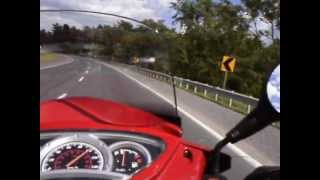 5. Kymco People S 200 scooter top speed on the freeway