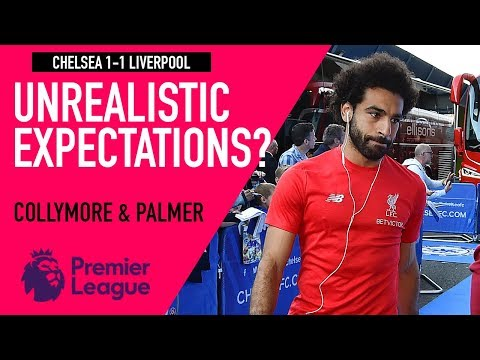Do We Have Unrealistic Expectations Of Salah? | Chelsea 1-1 Liverpool | Astro SuperSport