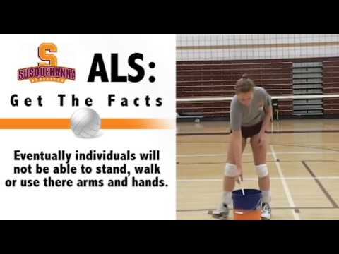 SU Volleyball--ALS Challenge