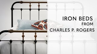 Heirloom Iron Beds  video