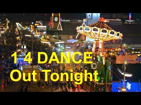"""1 4 DANCE - Out Tonight (Official Music Video) (""""One for Dance"""") видео"""