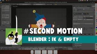 Blender – Animação sec
