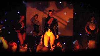 Lady Lucie Latex Torture Garden Fetish Fashion Show