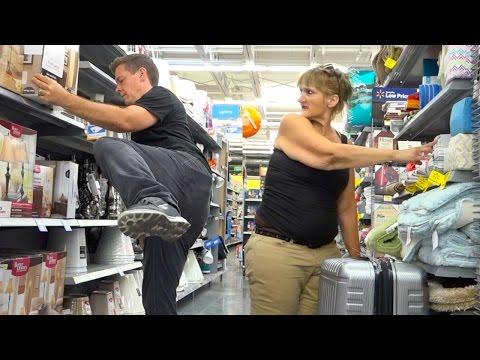 POOTER PRANK! - People of Walmart - Farting in Public