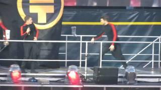 Take That - SOS - Progress Live - Hampden Park - 23-Jun-2011
