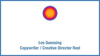 Copywriter / CD - Assorted commercials