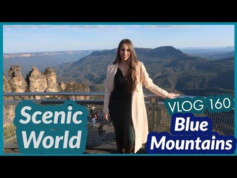 Modelos de uñas - Blue Mountains - Scenic World - Vlog 160