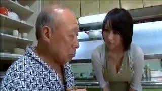 Melayani Nafsu Kakek di Belakang Suamiku | Bokep Jepang 2