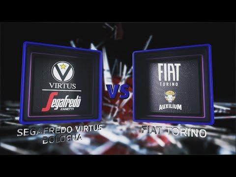 Virtus, gli highlights del match contro Torino