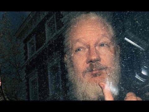 London: Wikileaks-Gründer Assange zu 50 Wochen Gefäng ...