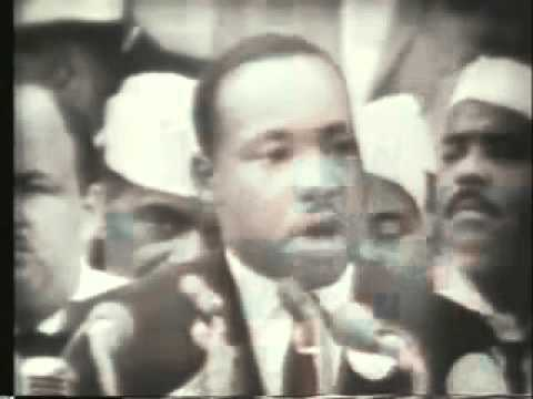 speech - I Have a Dream Speech Martin Luther King's Address at March on Washington August 28, 1963. Washington, D.C. When we let freedom ring, when we let it ring fro...