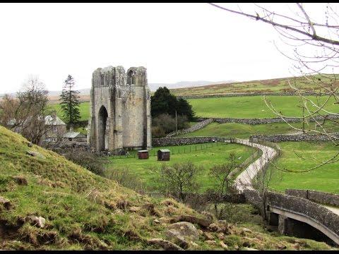 Shap Abbey from Rosgill via Keld round | cumbria  Walks