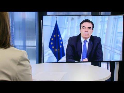 Μ. Σχοινάς: το άνοιγμα των συνόρων βασικό στοιχείο για την ανάκαμψη της ΕΕ…