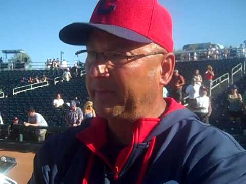 VIDEO: Terry Francona following Cactus League loss