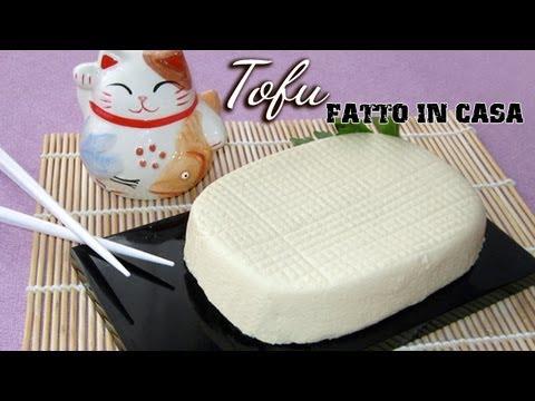 come preparare il tofu in casa