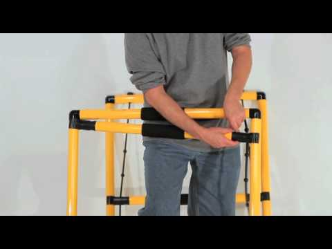 Kefty Home Gym Assembly Img