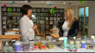 """Fresh Health with Amber Approved"" on Shaw TV: Rocky Mountain Soap Co."