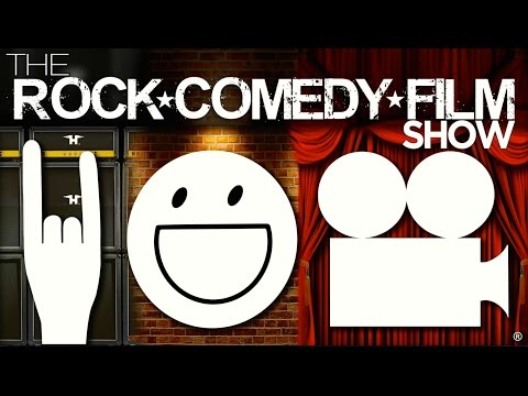 The Rock*Comedy*Film Show (Test Episode)