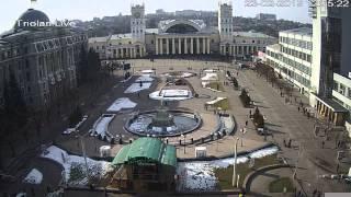 Triolan.Live - Харьков, Южный Вокзал (23-02-2015)