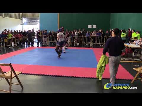 Campeonato Navarro en Peralta