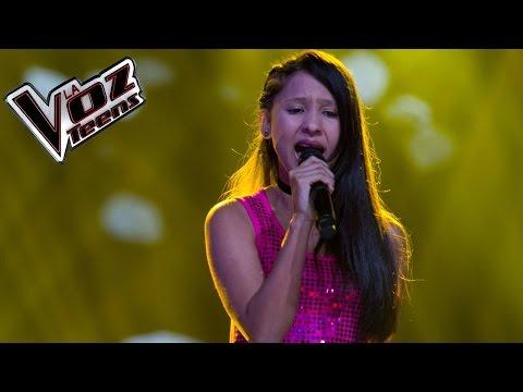 Barranquilla celebra el triunfo de Caliope en 'La Voz Teens'